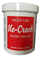 Hand Cream No-Crack Scented Night Use 16 oz